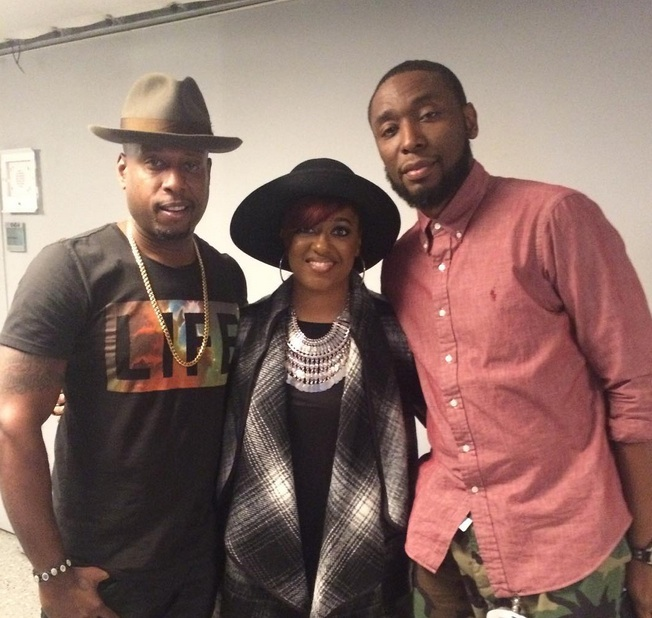 9th wonder and rapsody
