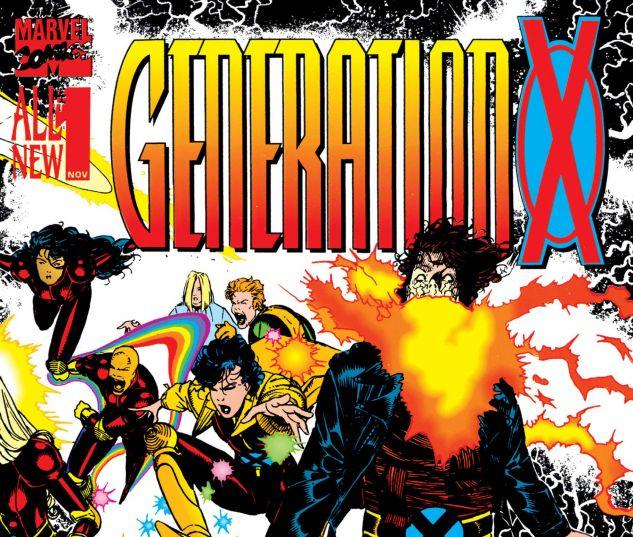 generation x x men