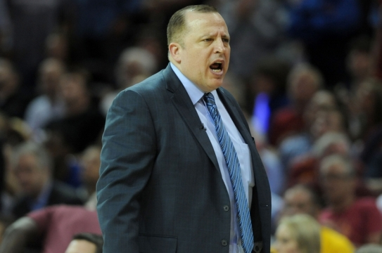 NBA: Playoffs-Chicago Bulls at Cleveland Cavaliers