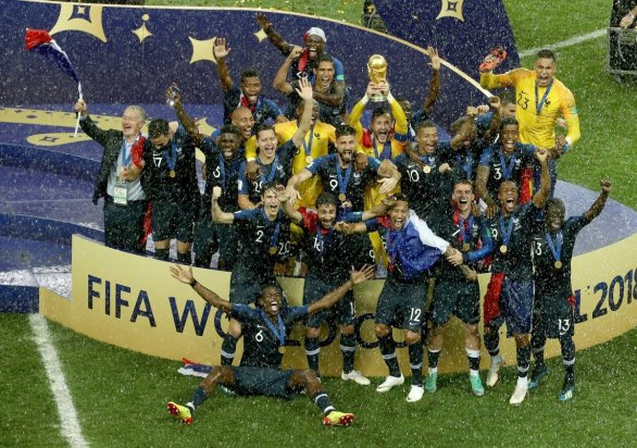 2018 fifa world cup champs france
