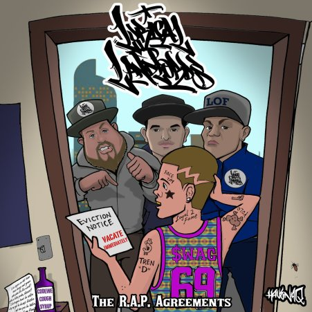 lyrical landlordz the rap agreements