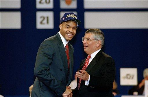 bryant stith drafted