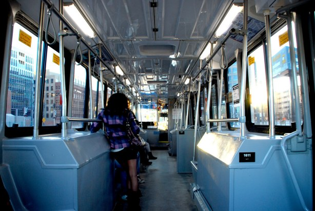rtd bus to work
